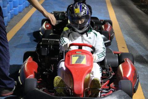 CISレーシングカートレース開催!
