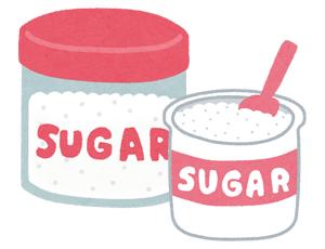 お砂糖の固化について
